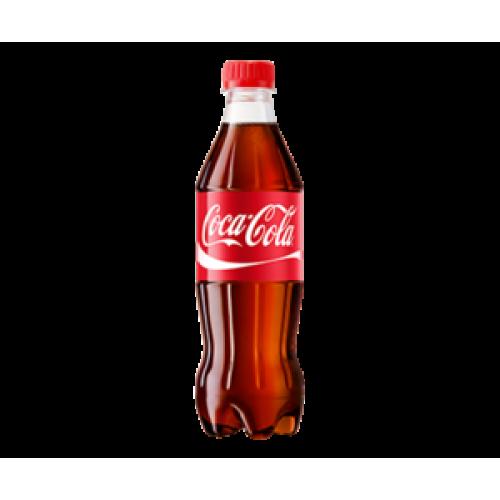 Coca-Cola 0,5 л.